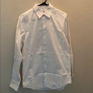 Perry Ellis Button Down Dress Shirt
